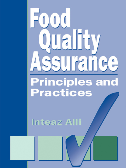 Food Quality Assurance Books Book Hut Food Quality Quality Assurance Food