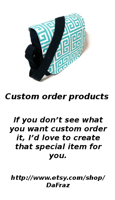 DaFraz Gear - Custom order products.