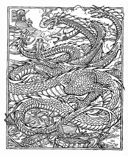 Advanced Fantasy Coloring Pages Google Search Dragon Coloring Page Detailed Coloring Pages Coloring Pages