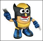 Potato Head Pop Taters Marvel Wolverine PPW 502476 Mr