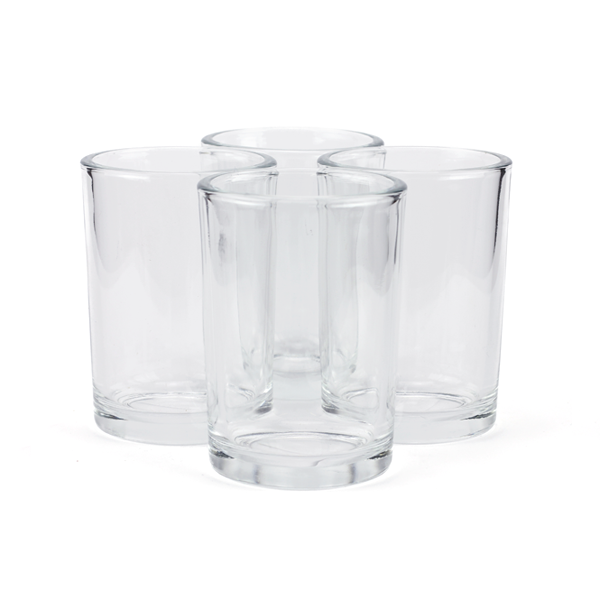 Simple Tumblers - Set of 4 by Old Faithful Shop