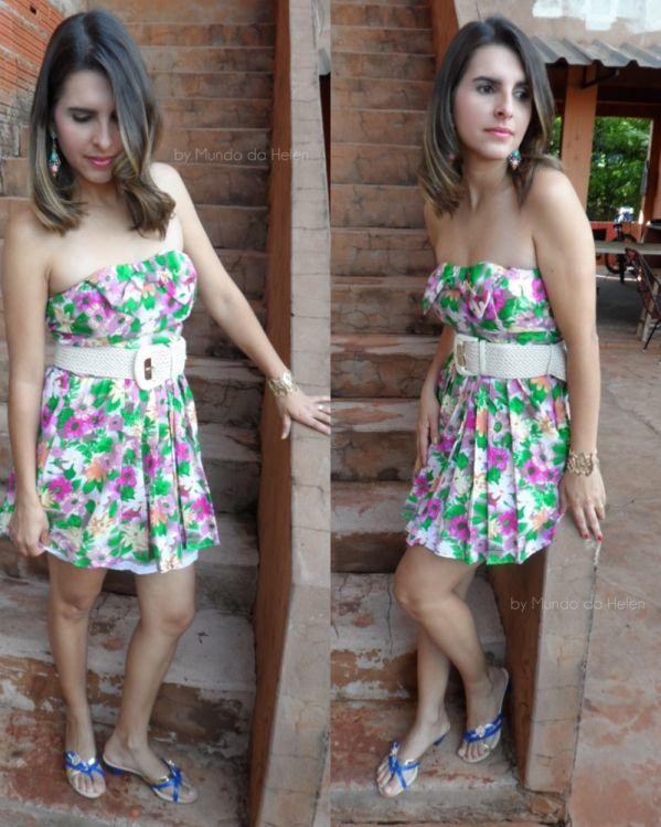 Look: Vestido Florido http://wp.me/p1x69g-20o