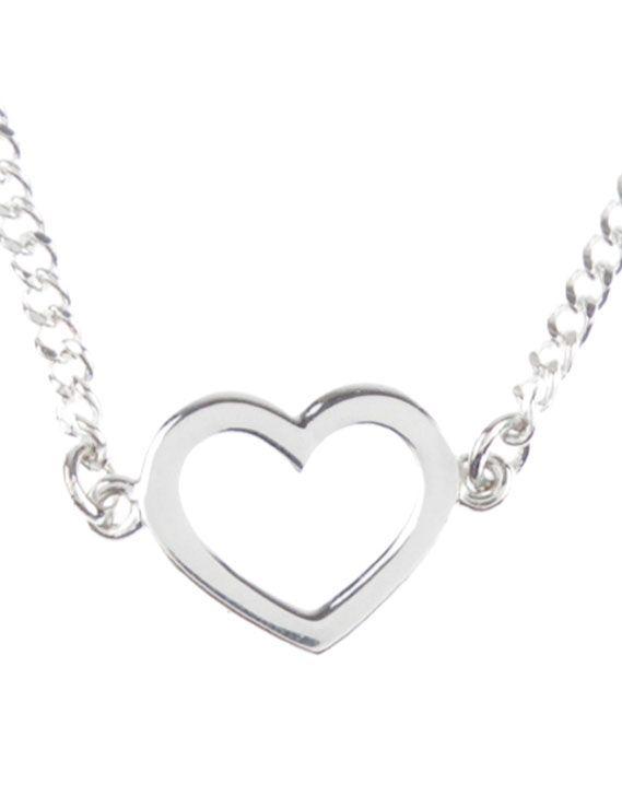 409ecbafab13 Mini Heart Necklace by Karen Walker Online