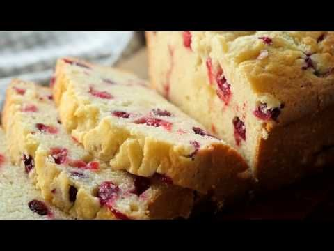 Cream Cheese Cranberry Loaf – 12 Tomatoes