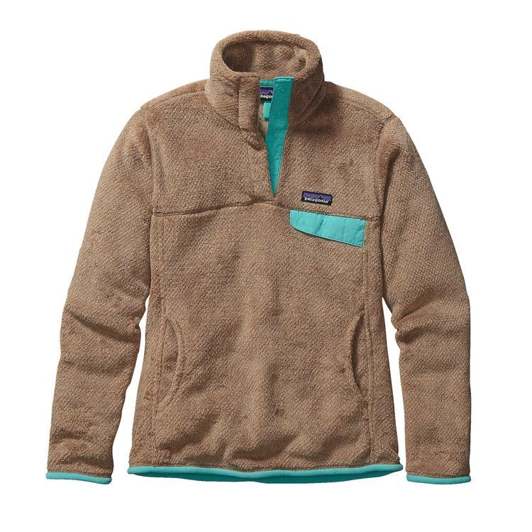 Women's Re-Tool Snap-T® Fleece Pullover | Brown, Patagonia and ...