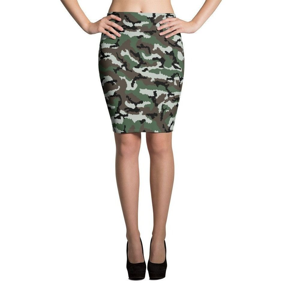French Central Europe CAMO Skirts