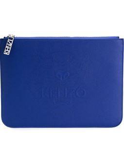 c52c4931ab Tiger' clutch $196 #farfetch #classic #kenzo | Womens Designer ...