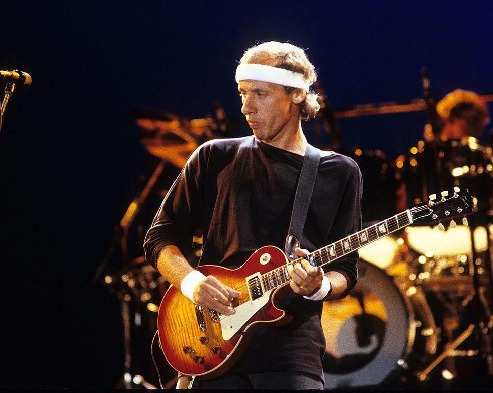 Quince Solos De Guitarra Que Son Historia Viva Del Rock Solos De Guitarra Mejores Canciones De Rock Fleetwood Mac