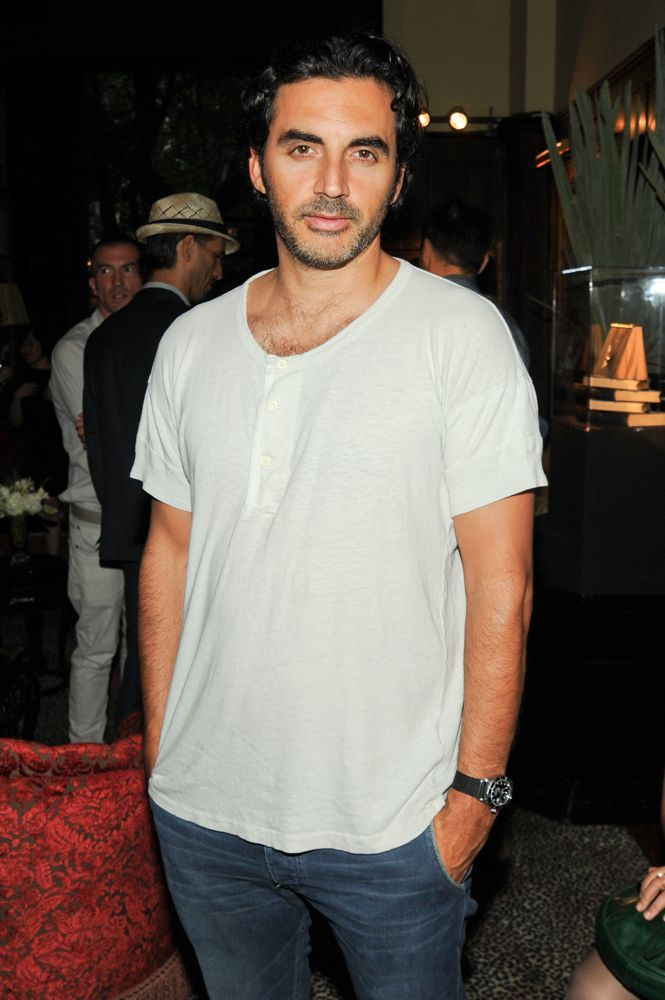 Yigal Azrouel at Waris Ahluwalia and Forevermark's HOUSE of WARIS Forevermark Collaboration launch