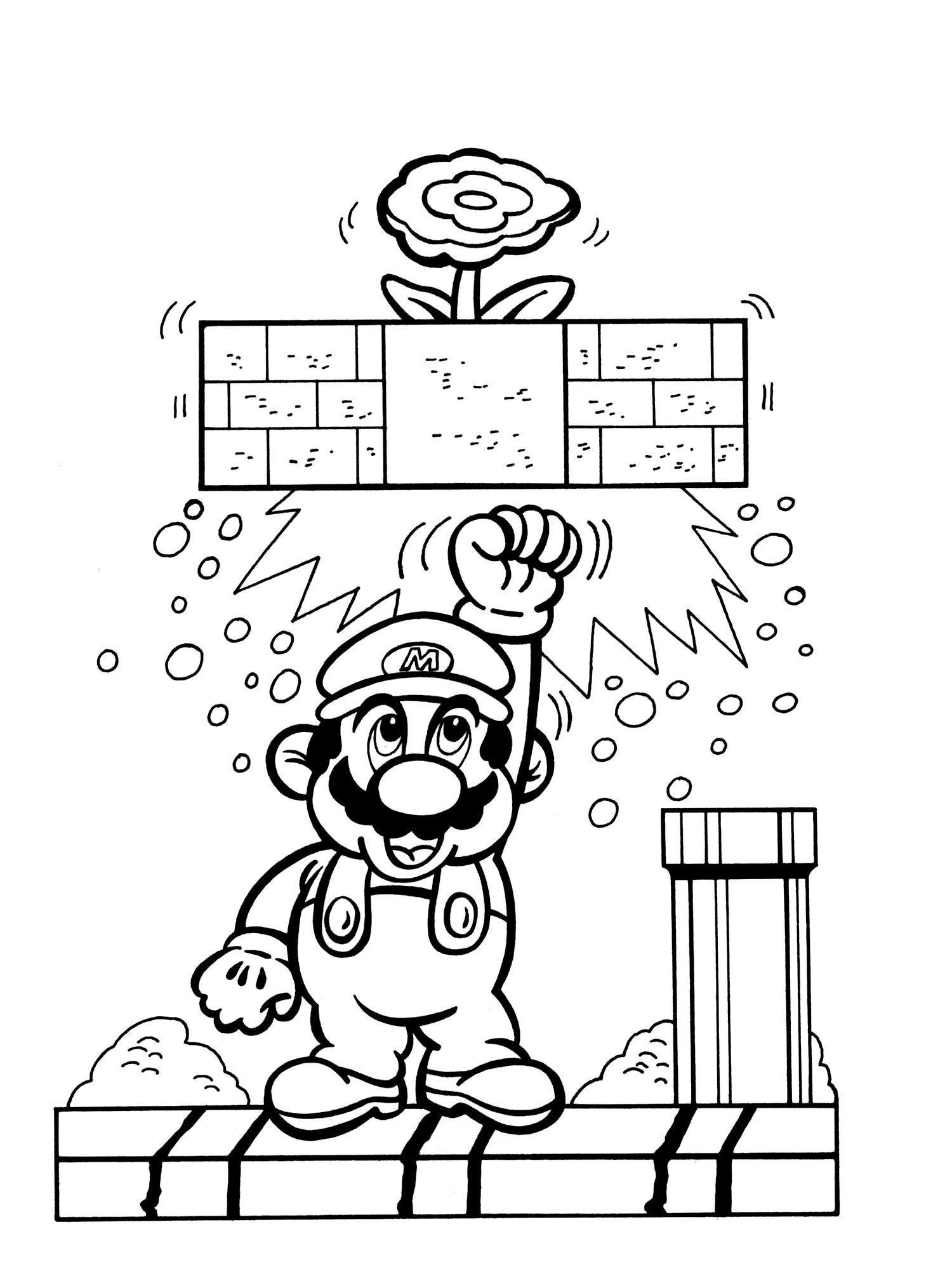 Supermariobros Supermario Coloringbooks Super Mario Coloring Pages Mario Coloring Pages Coloring Books