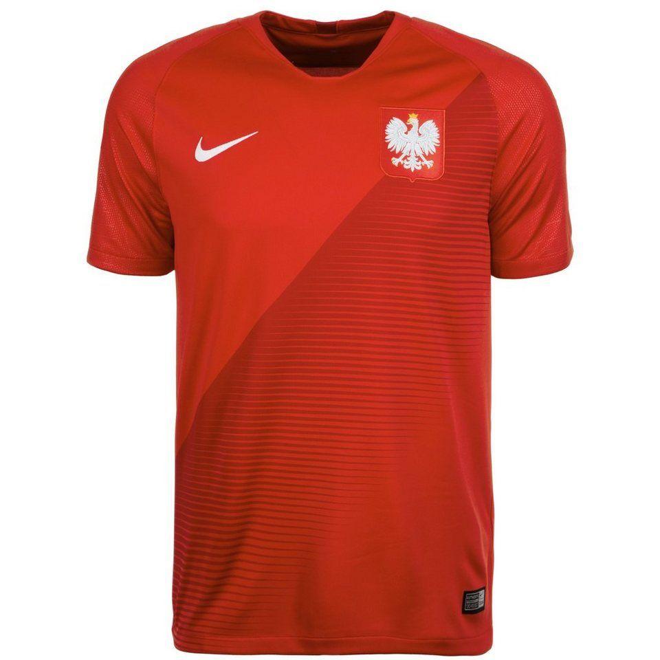 fashion style half price low priced Nike Fußballtrikot »Polen Wm 2018 Auswärts« in 2019 ...