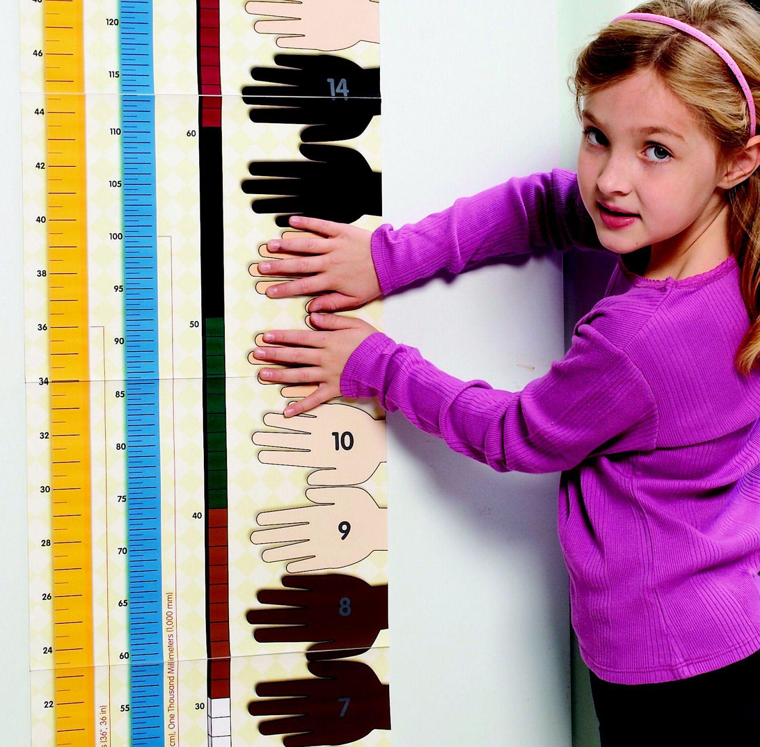 Unifix Height Chart