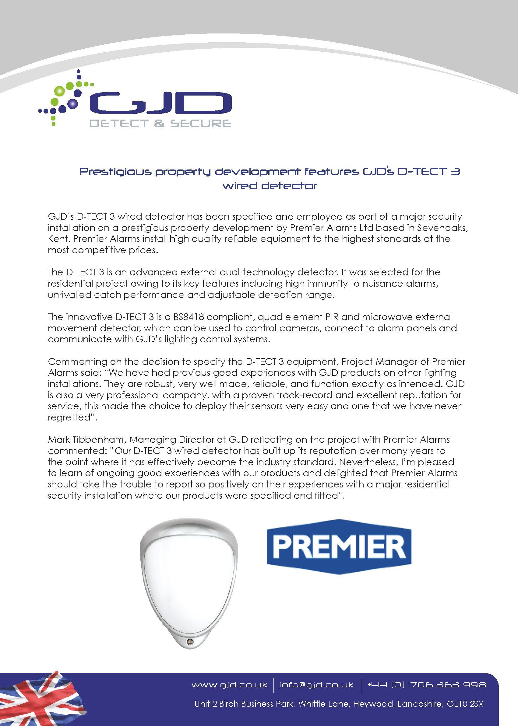 Prestigious property development features gjds d tect 3 wired prestigious property development features gjds d tect 3 wired detector asfbconference2016 Choice Image