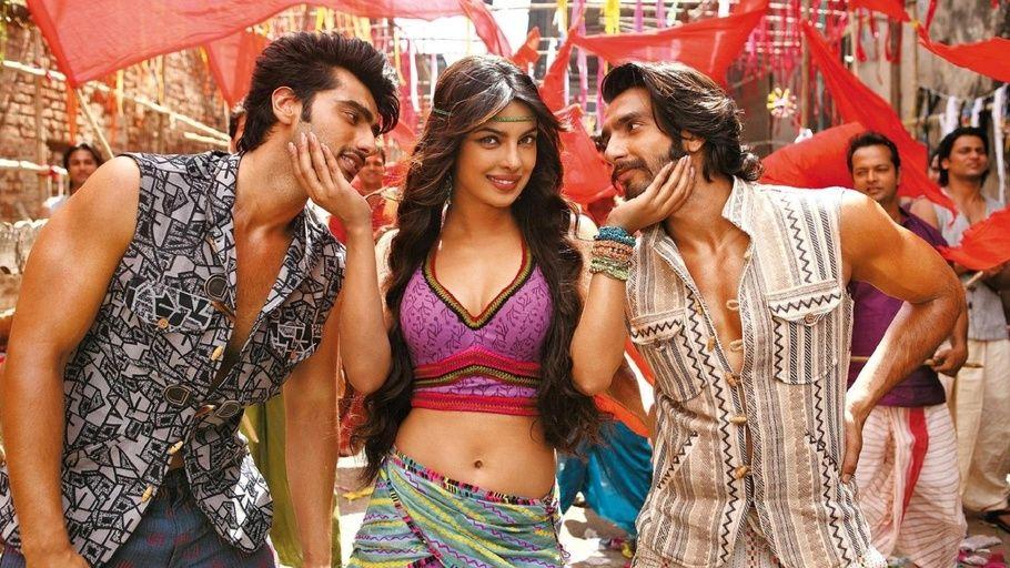 Gunday Movie Indian Celebrity Bollywood Stars Priyanka Chopra Ranveer Songh Latest Bollywood Movies Bollywood Worst Movies