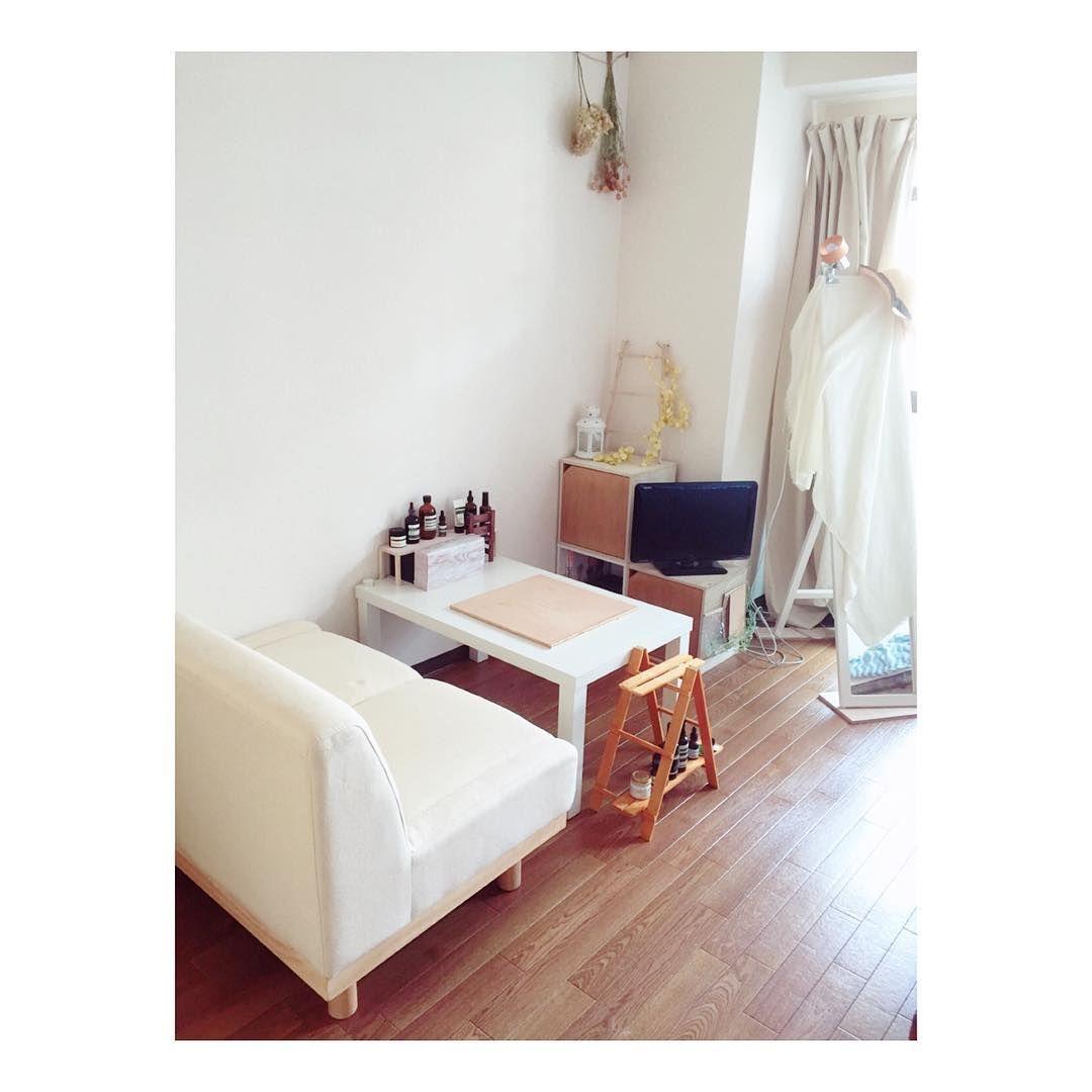 Totto0523のinstagram写真をチェック いいね 27件 インテリア 部屋 白い部屋
