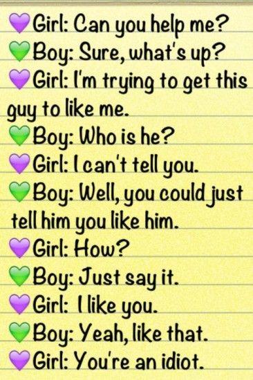 what girls like me
