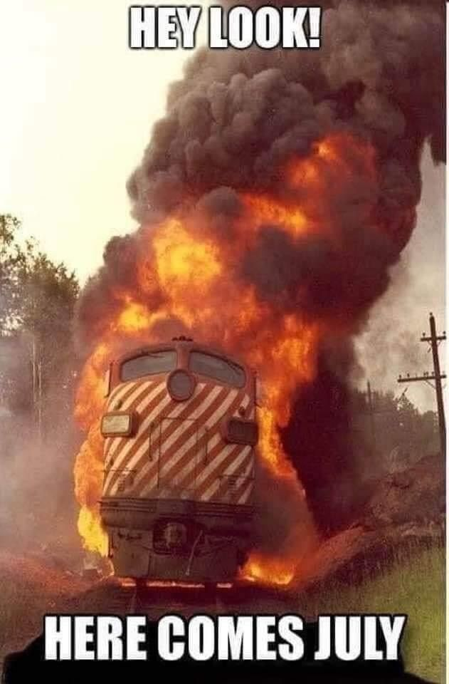 The Quiana Express In 2020 Hot Weather Humor Haha Funny Funny Pictures