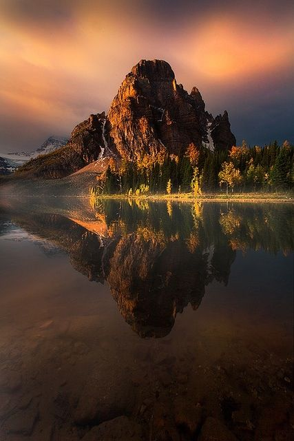 Canadian Rockies by Kevin McNeal