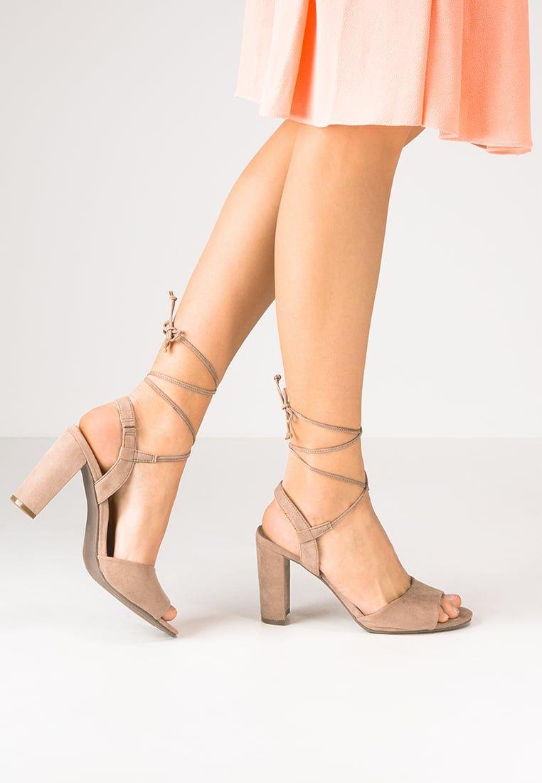 6d39bbd438e9 Chaussures Dorothy Perkins SADE - Sandales à talons hauts - cream ...