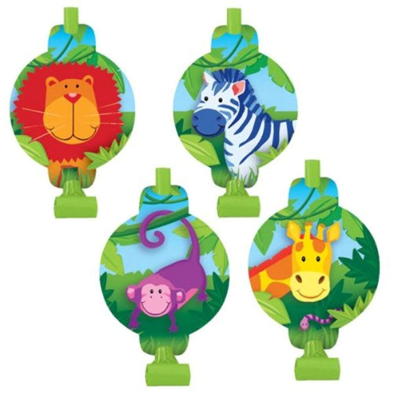 Der Spielzeugtester hat das 8 Luftrüssel Wilde Tiere