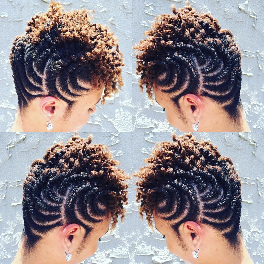 Hair Maze Naturalhairstylist Twistedupdos Twistedupdo Naturalhairstyles Deestyles Natural Hair Updo Natural Hair Twists Short Natural Hair Styles