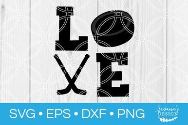 Download Hockey Love SVG | Hockey, Vinyl projects, Hockey puck