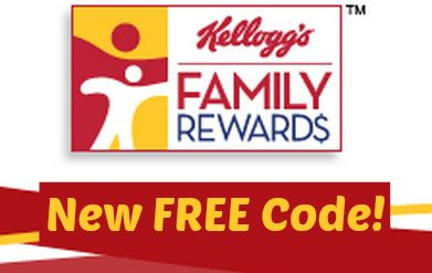 New 150 Point Kellogg S Family Rewards Code For April Fool S Day