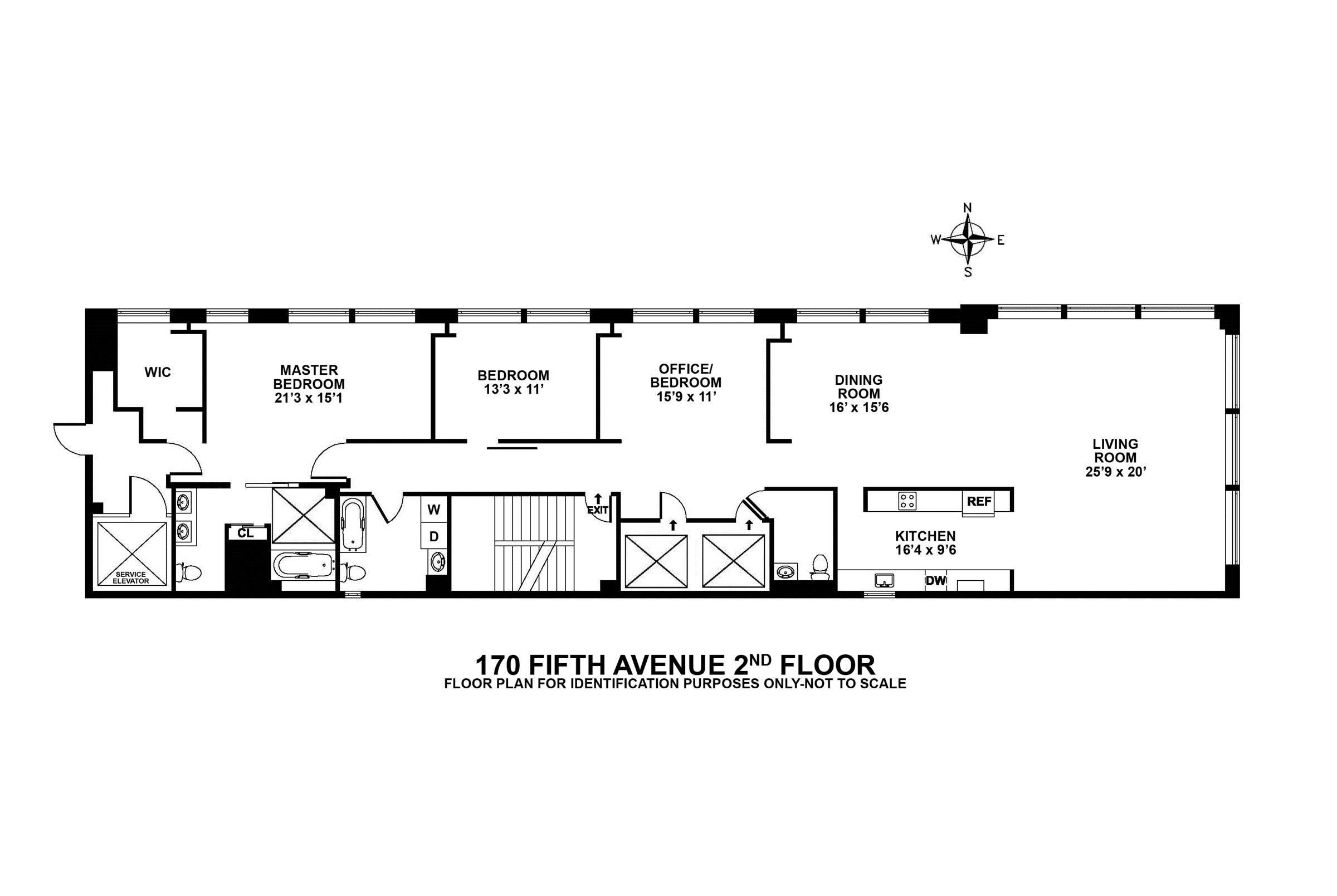 Image From Http Img Streeteasy Com Nyc Attachment Show 1406721 170 5 Avenue Manhattan Jpg Modern Barn House Floor Plans Barn House Plans