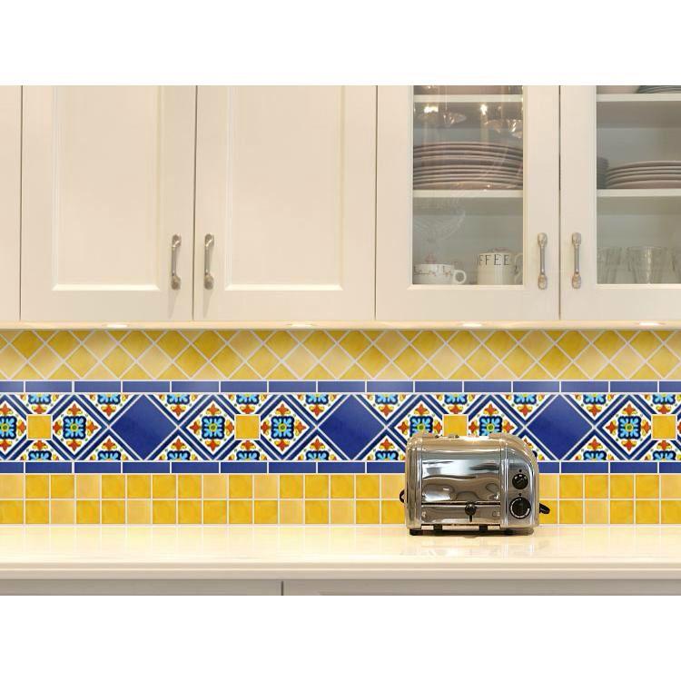 Beautiful tile backsplash! | Remodelling | Pinterest | Cocinas ...