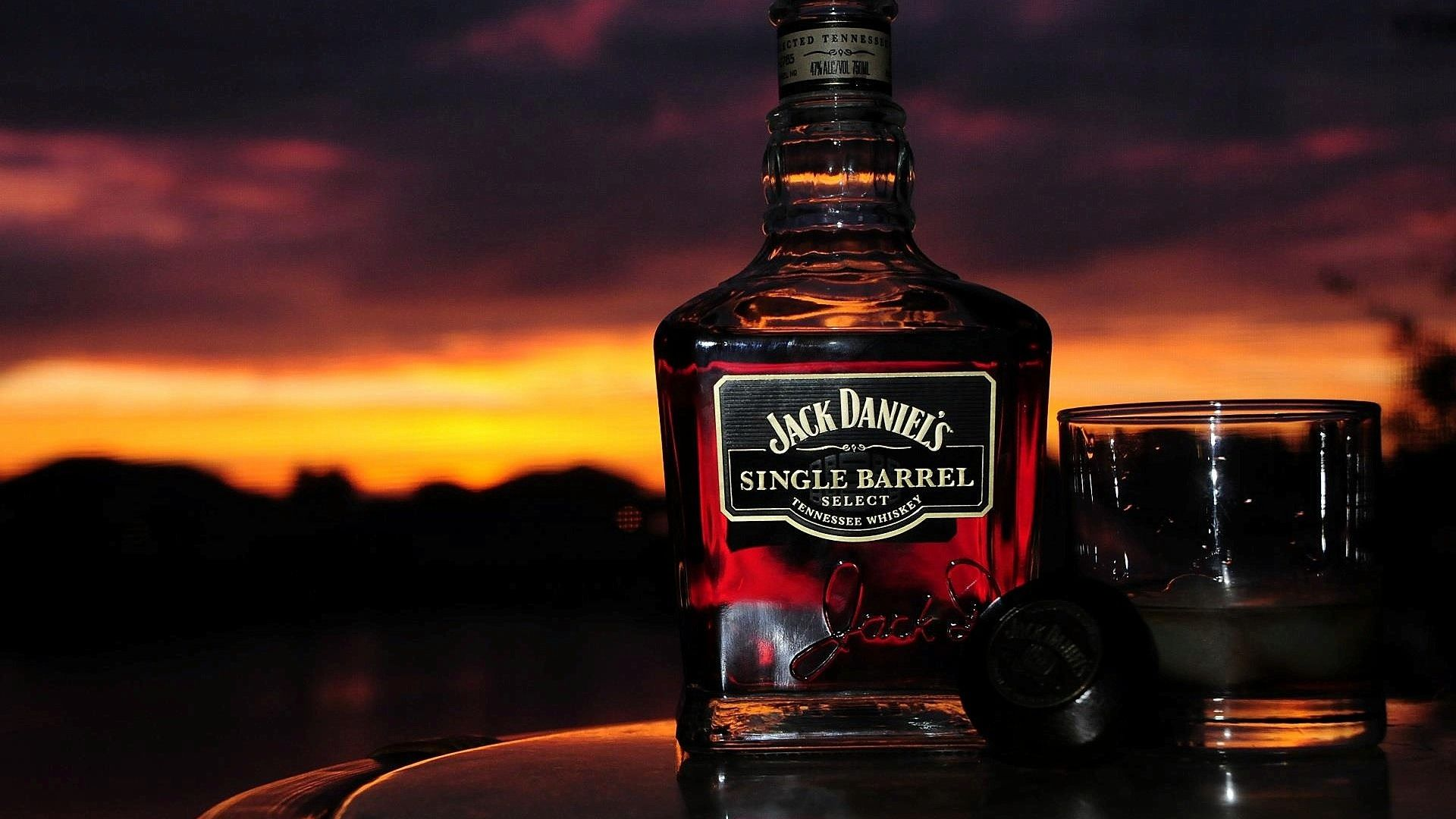 Jack Daniels Whiskey Glass Drink Alcohol 93870 1920x1080 Jpg 1920