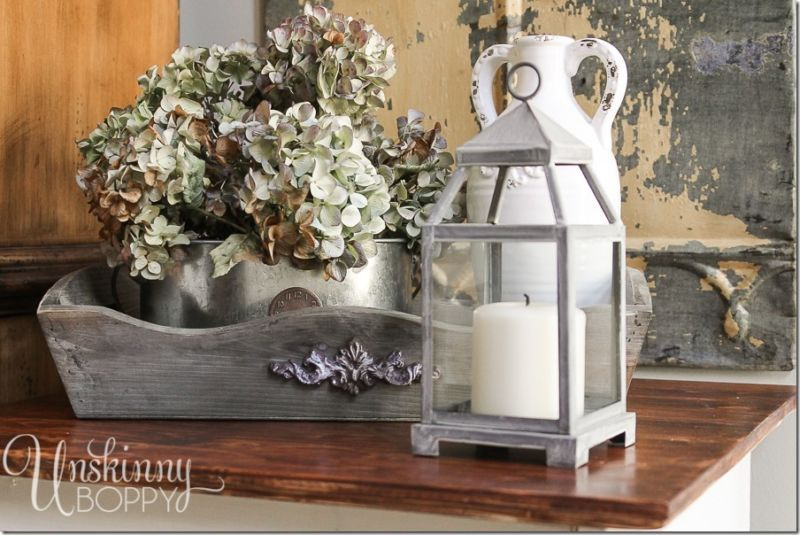 Easy ways to Decorate your End Tables | BH&D - Accents ...