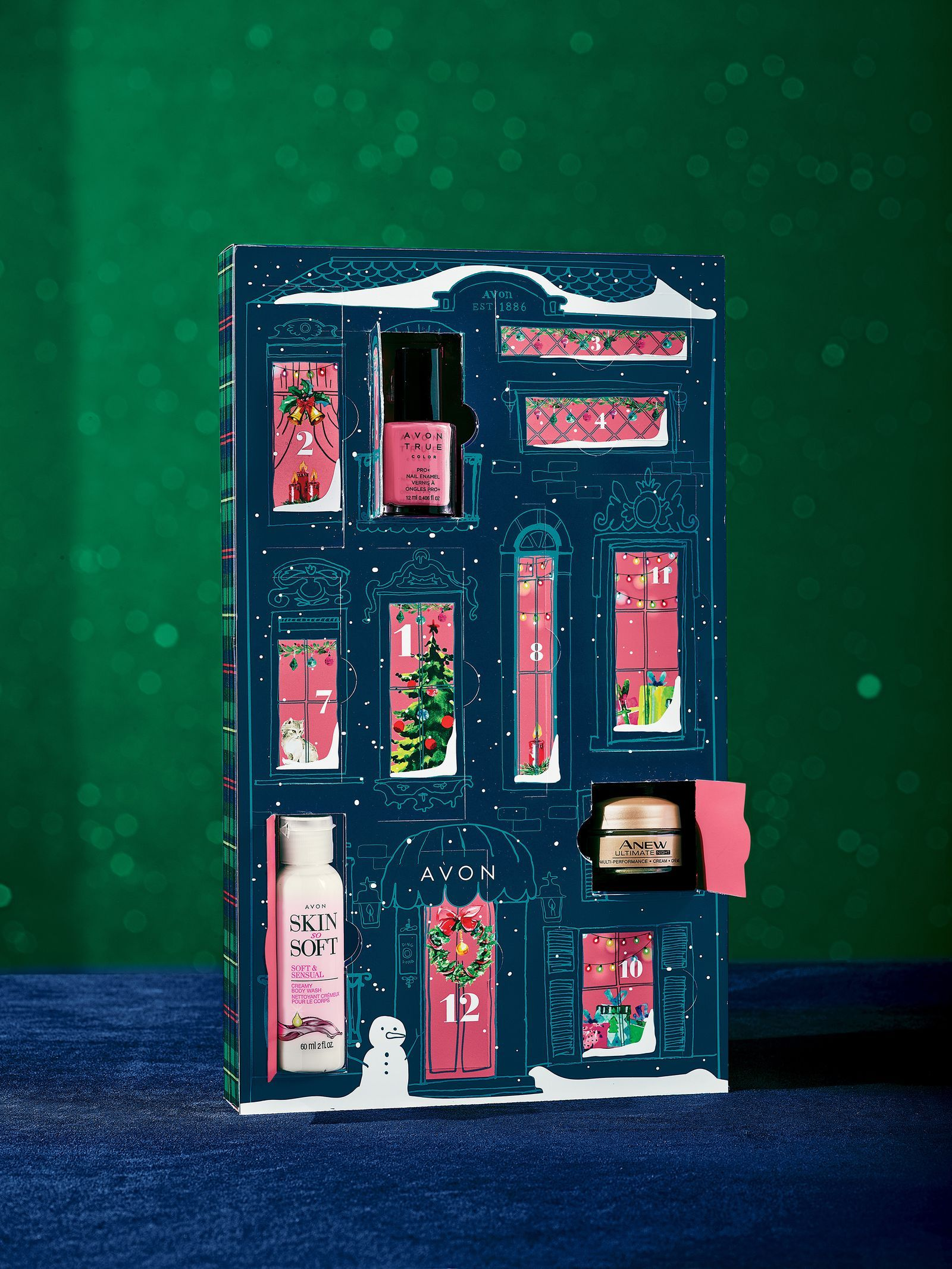 These Beauty Advent Calendars Will Have You Ready For Holiday Shopping Beauty Calendar Christmas Beauty Beauty Advent Calendar