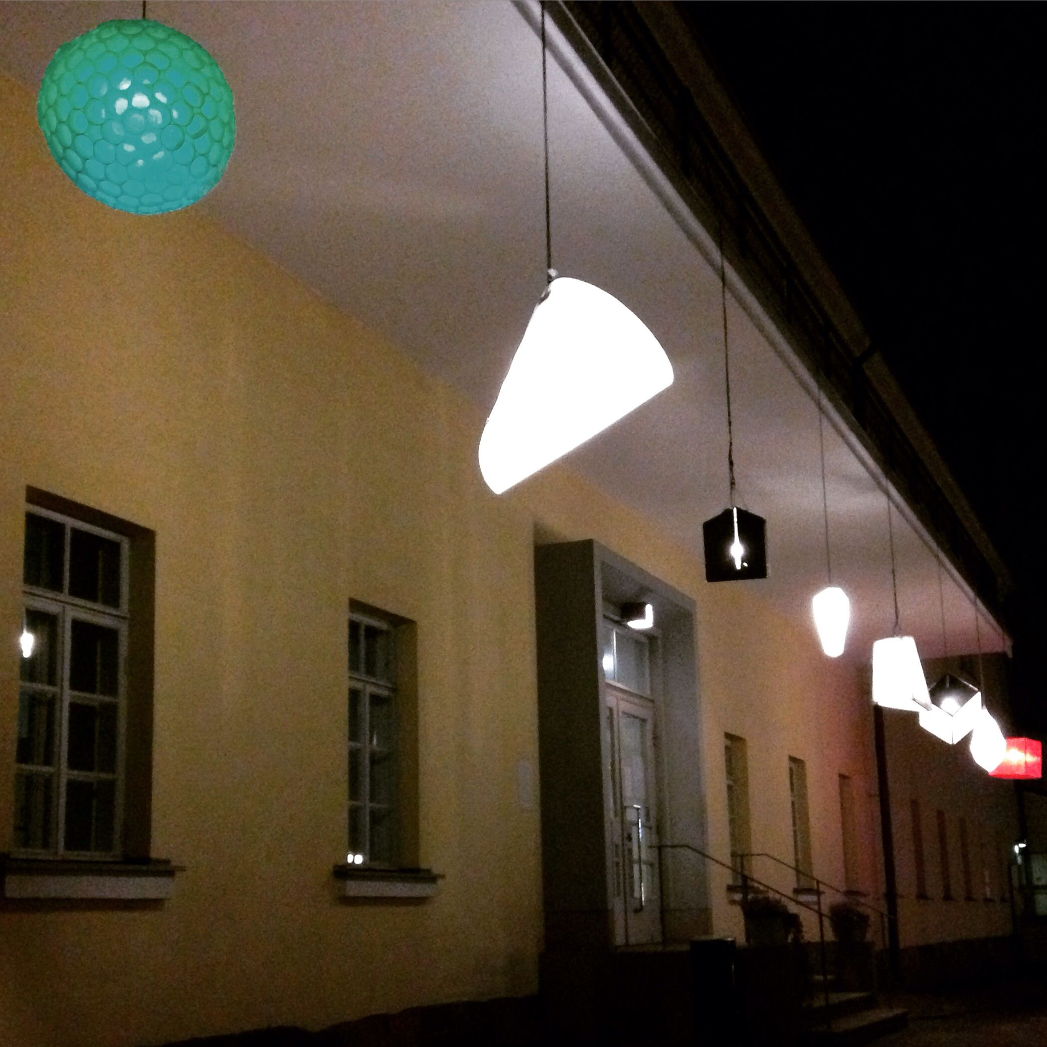 Lantern Park. Lux Helsinki 2015.