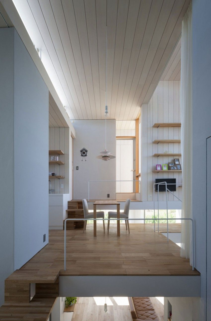 passage of landscape residence in japan honoring interconnected rh pinterest com au