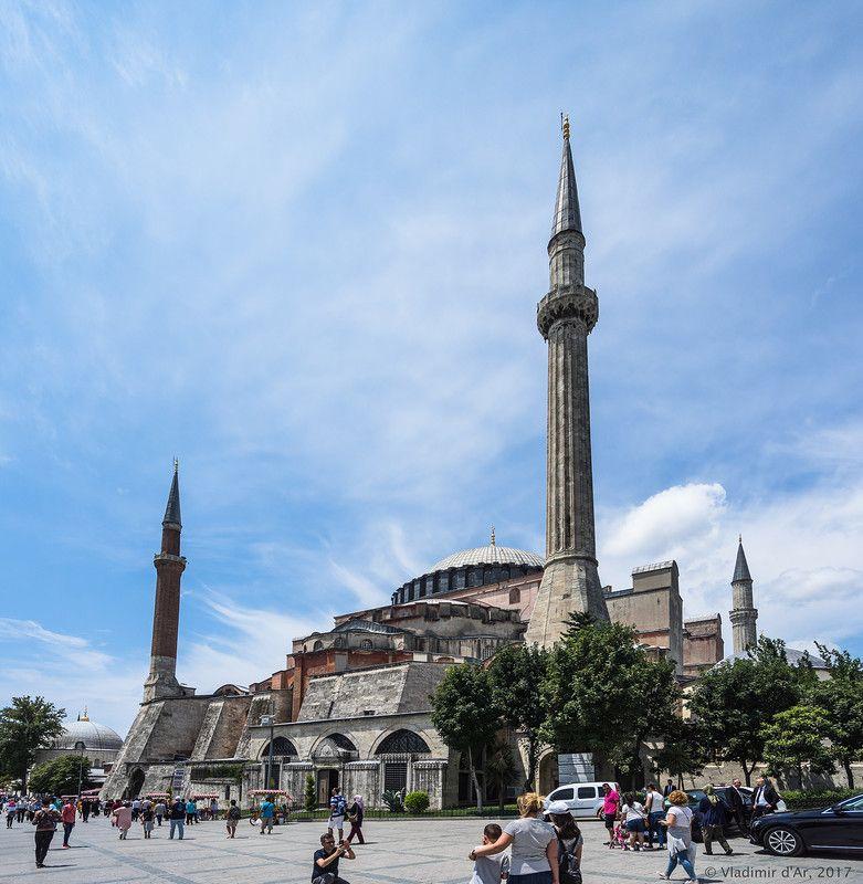 Айя-София - Собор Святой Софии в Стамбуле – великая ...