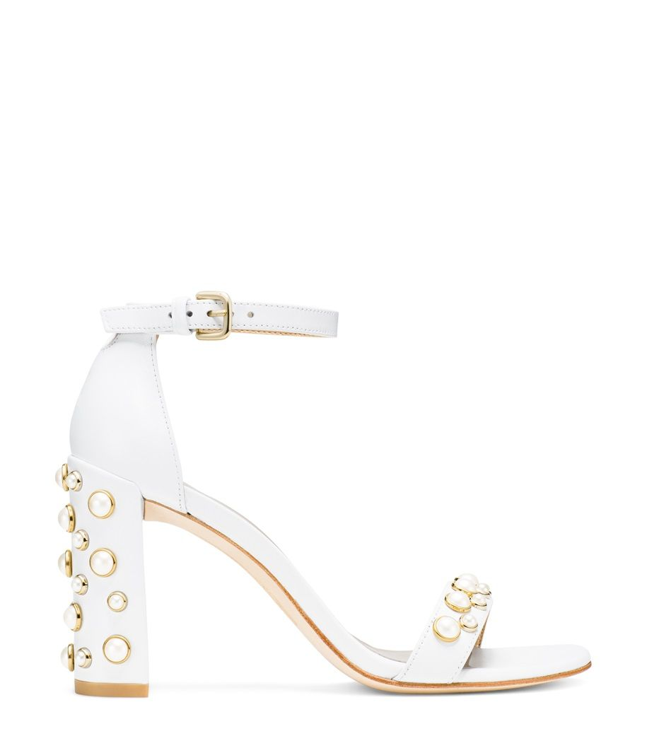 Stuart Weitzman Brmorepearls Bridal Shoes Women Shoes Stuart Weitzman Bridal