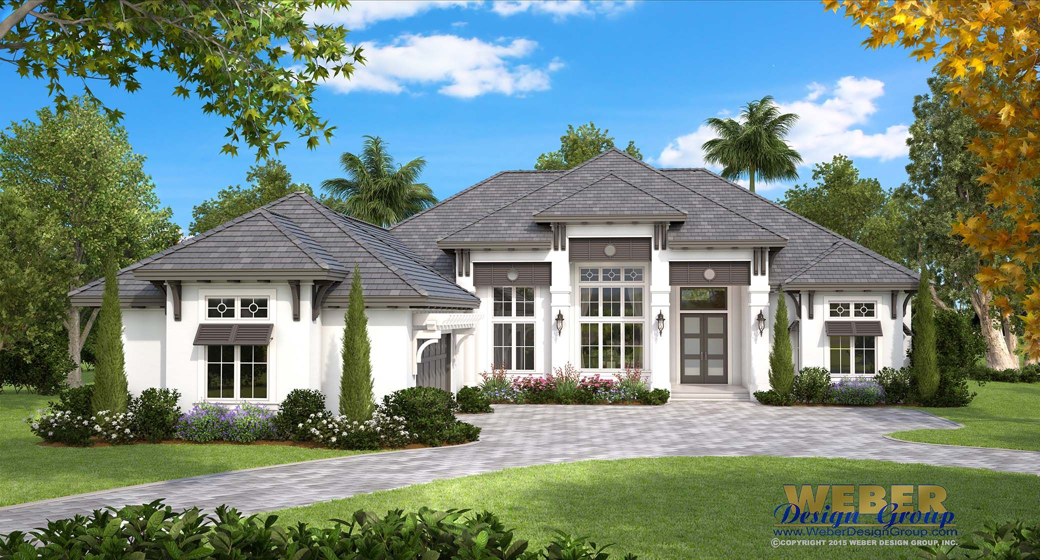 House Plans Stock Home Floor Plans Weber Design Group Coastal House Plans Florida House Plans Mediterranean Homes