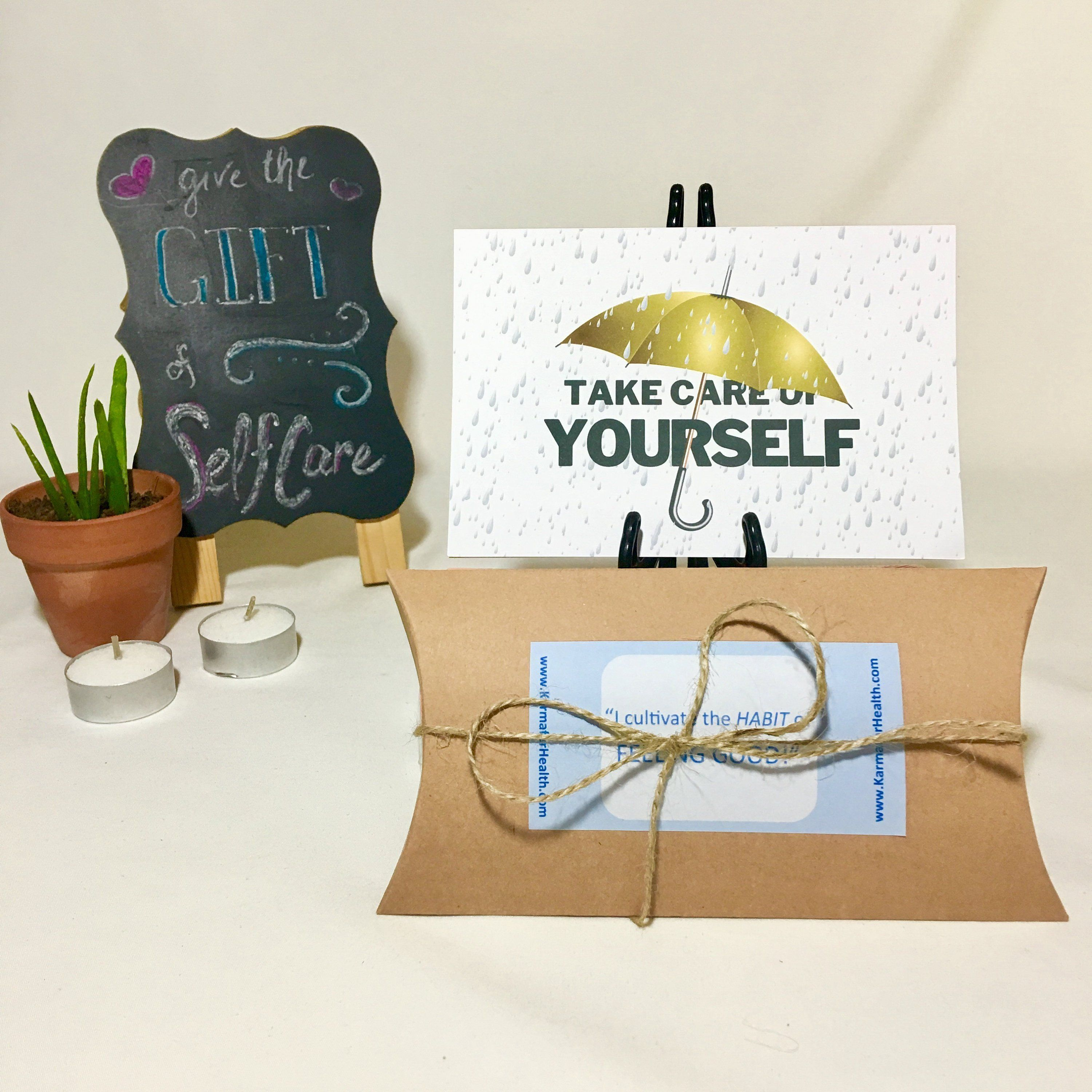 Take Care of Yourself: Get Well Gift, Self Care Package You Can ...