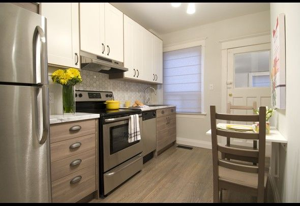 Canada | Rental kitchen, Diy kitchen, Upper cabinets