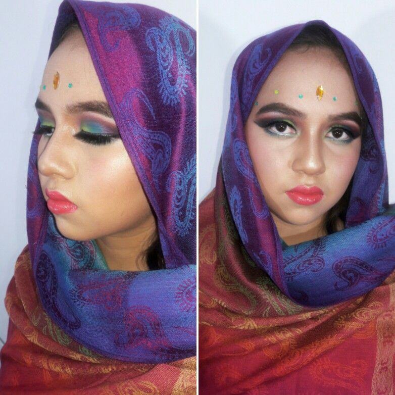 Maquillaje Indú-Palette 12P Morphe