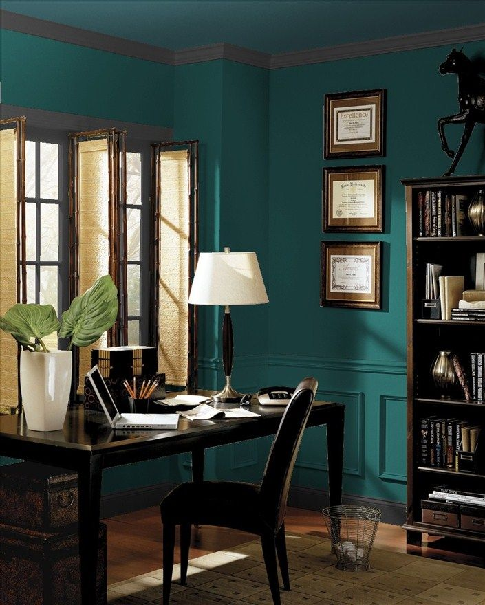 find your color purple home offices home office colors on modern office paint schemes id=46943