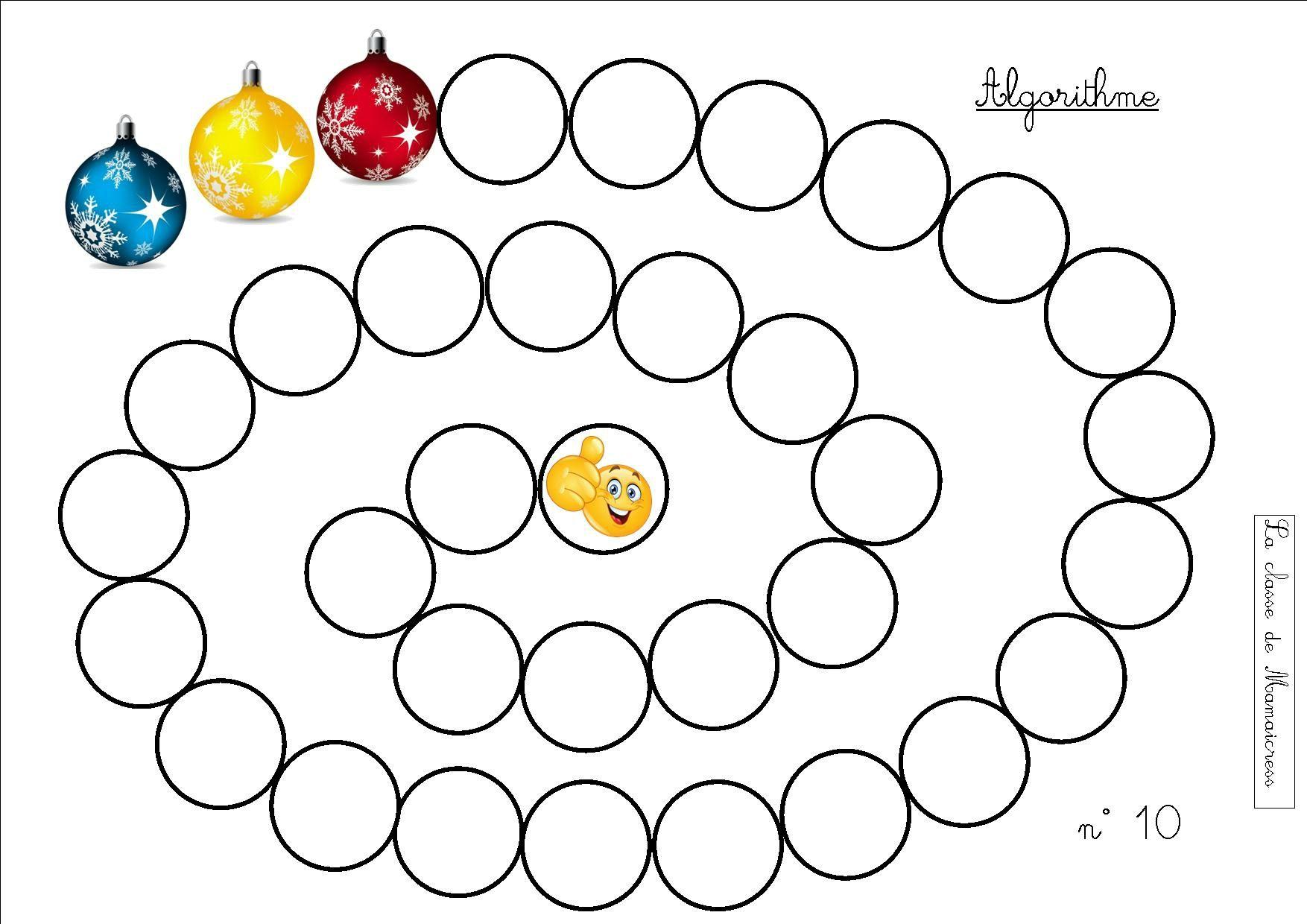Algorithmes De Noel