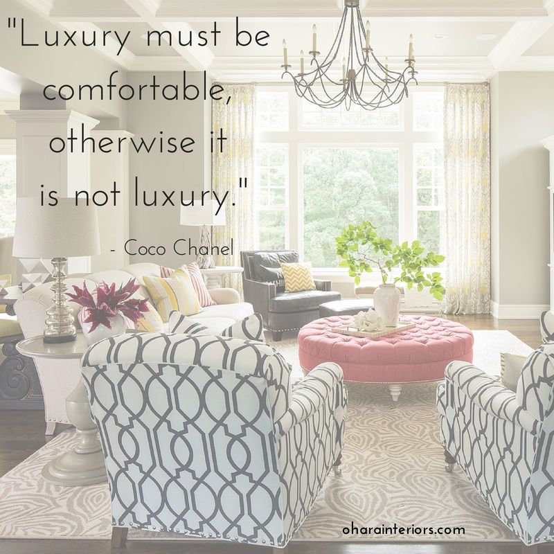 Quote By Coco Chanel Furniture Home Decor Decor