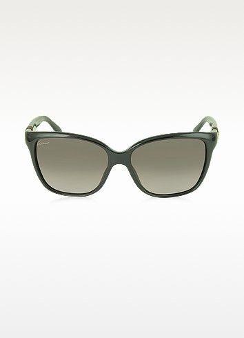 bc04ab7d3ce GUCCI GG 3645 S SHINY CAT-EYE WOMEN S SUNGLASSES.  gucci  gg 3645 s shiny  cat-eye women s sunglasses