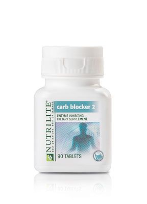 Block Up To 500 Calories Per High Carb Meal Nutrilite Carb