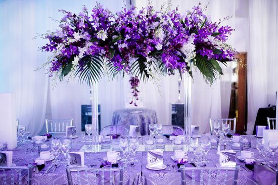 Vibrant Centrepieces In Every Colour Imaginable