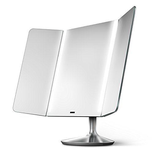 Simplehuman Sensor Mirror Pro Wide View Lighted Vanity