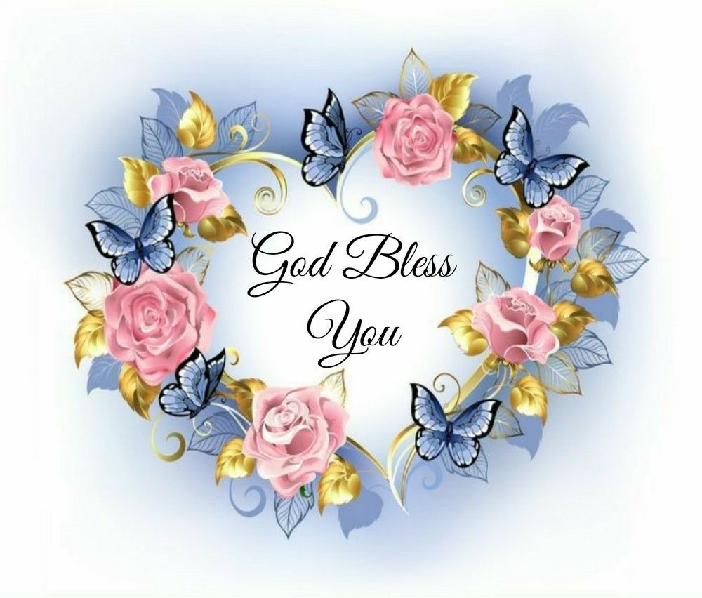 Pin On God Bless You