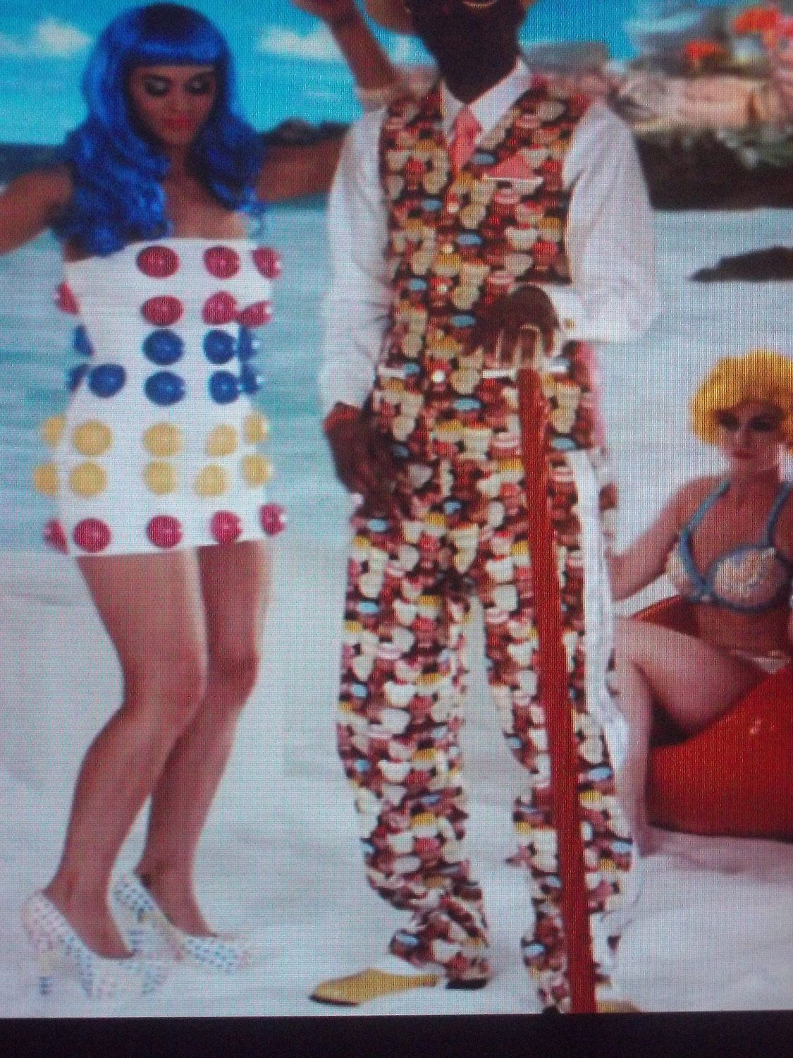 California Gurls Snoop Dogg suit costume. $100.00, via Etsy ...