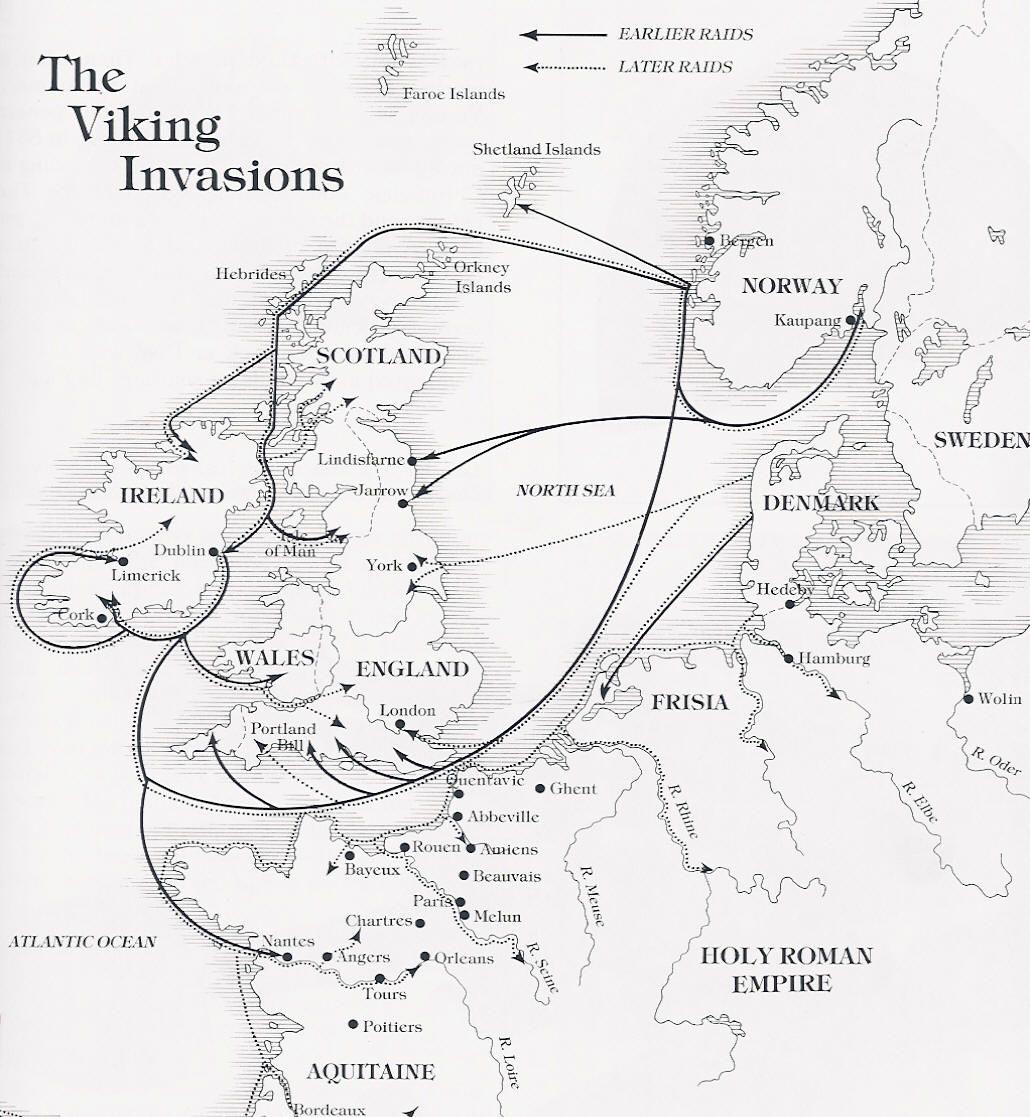 We were everywhere! | Vikings and such | Vikings, History, Vikings ...